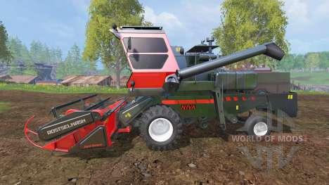 SC-5МЭ-1 Niva-Effekt v1.1 für Farming Simulator 2015