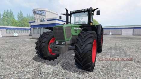 Fendt Favorit 824 [new] für Farming Simulator 2015