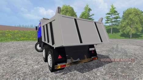 KamAZ-65115 v2.0 pour Farming Simulator 2015
