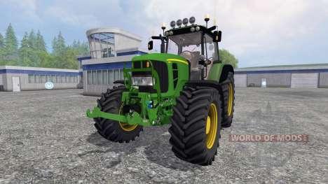 John Deere 7430 Premium v1.2 für Farming Simulator 2015