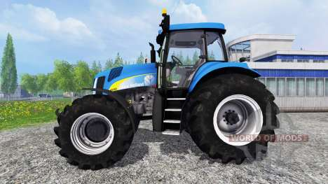 New Holland TG 285 [pack] pour Farming Simulator 2015