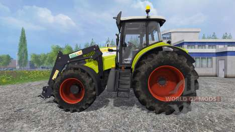CLAAS Axion 830 FL pour Farming Simulator 2015
