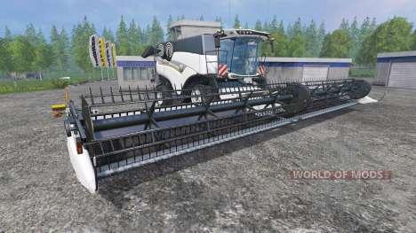 New Holland Super Flex Draper 45FT [white] pour Farming Simulator 2015