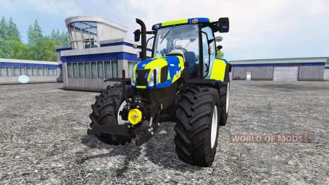 New Holland T6.160 Police pour Farming Simulator 2015