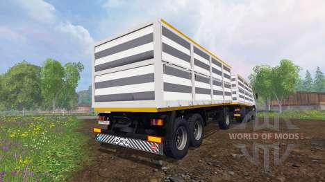 MAZ-6501 [spike] für Farming Simulator 2015