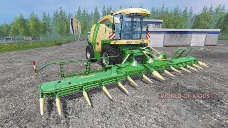 Krone Easy Collect 1053 für Farming Simulator 2015