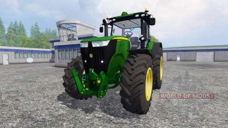 John Deere 7310R v3.0 Special pour Farming Simulator 2015
