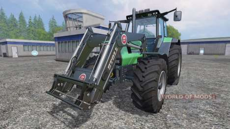 Deutz-Fahr AgroStar 6.31 [little black beast] für Farming Simulator 2015