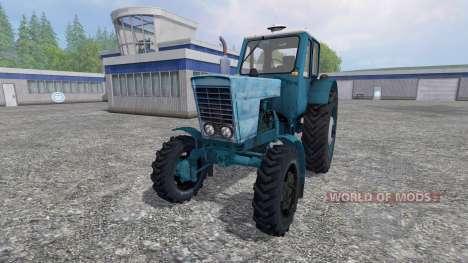 MTZ-52L pour Farming Simulator 2015