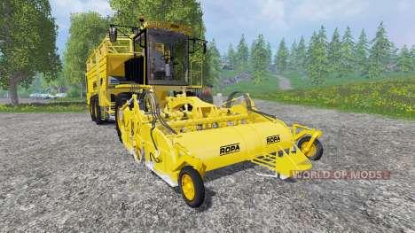 ROPA euro-Tiger V8-3 XL v1.2 pour Farming Simulator 2015