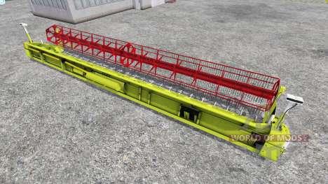 CLAAS Vario 1200 für Farming Simulator 2015