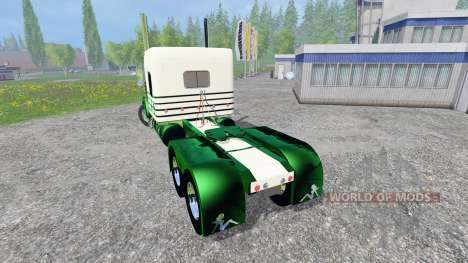 Kenworth W900L 2007 [flattop] für Farming Simulator 2015