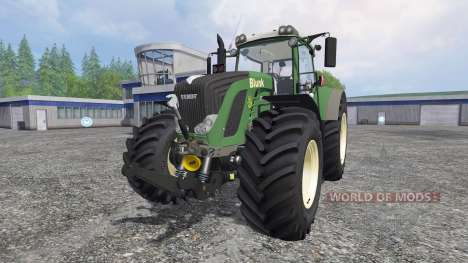 Fendt 936 Vario [Blunk] v2.1 für Farming Simulator 2015