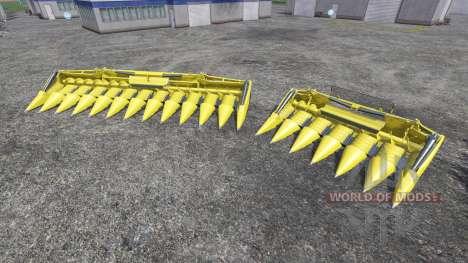 New Holland 980CF 6R and 980CF 12R für Farming Simulator 2015