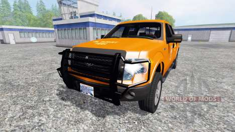 Ford F-150 [OilField Rednecks] pour Farming Simulator 2015