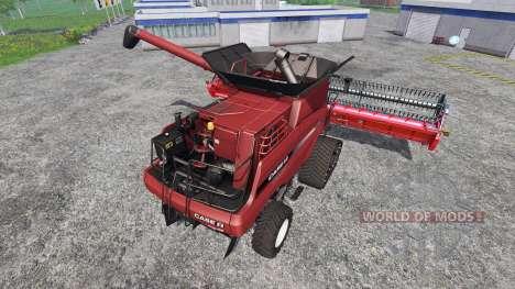 Case IH Axial Flow 7130 [ATI Wheels] für Farming Simulator 2015
