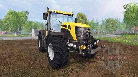 JCB 3220 Fastrac v3.0 für Farming Simulator 2015