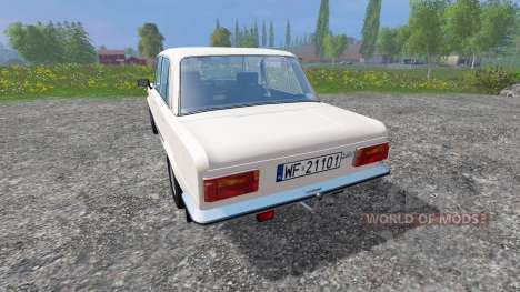 Fiat 125p pour Farming Simulator 2015