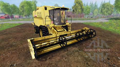 New Holland TX66 für Farming Simulator 2015