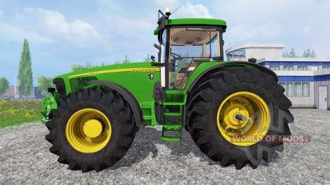 John Deere 8520 pour Farming Simulator 2015