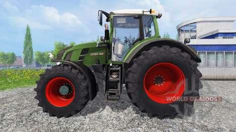 Fendt 828 Vario [new] pour Farming Simulator 2015