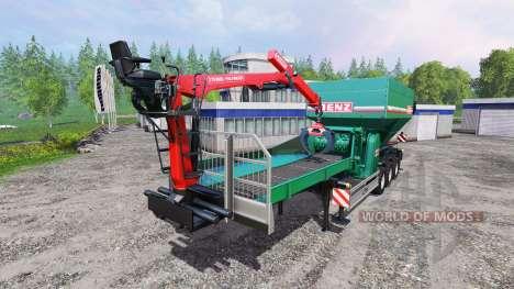 Jenz Crusher Titan pour Farming Simulator 2015