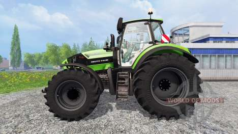 Deutz-Fahr Agrotron 7250 TTV v4.1 für Farming Simulator 2015