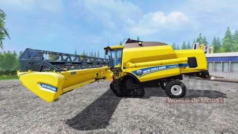New Holland TC5.90 [ATI Wheels] für Farming Simulator 2015