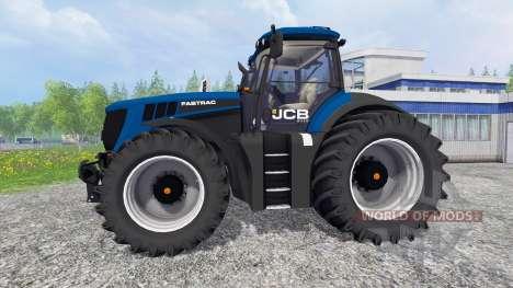 JCB 8310 Fastrac v4.0 für Farming Simulator 2015