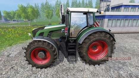 Fendt 936 Vario [pack] für Farming Simulator 2015