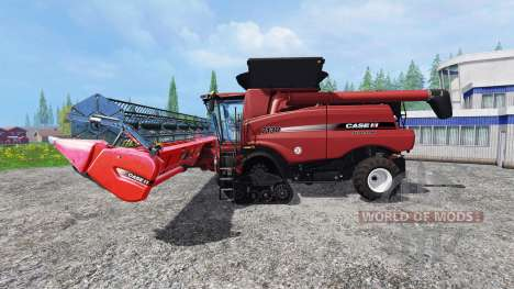 Case IH Axial Flow 7130 [ATI Wheels] pour Farming Simulator 2015