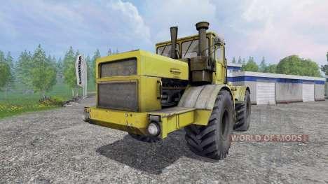K-700a variateur électronique v1 Kirovets.0 pour Farming Simulator 2015