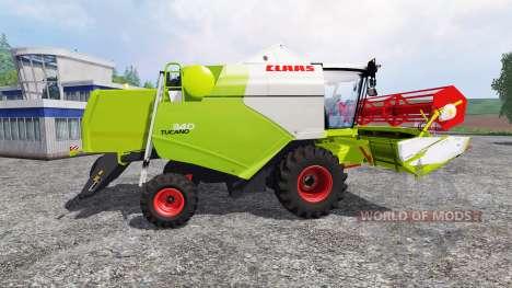 CLAAS Tucano 340 pour Farming Simulator 2015