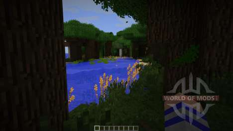 Life in the Woods: Renaissance pour Minecraft