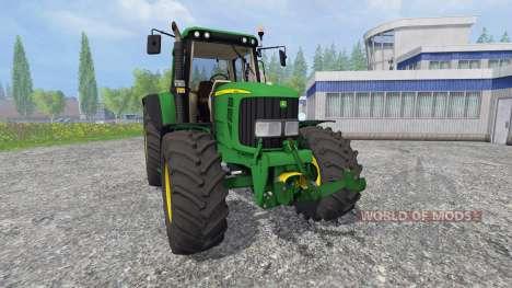 John Deere 6320 Premium [Beta] pour Farming Simulator 2015