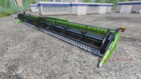 Deutz-Fahr 7545 Super Flex Draper pour Farming Simulator 2015