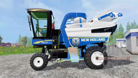 New Holland 9060L pour Farming Simulator 2015