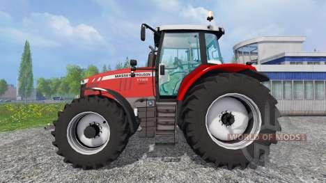 Massey Ferguson 7722 für Farming Simulator 2015