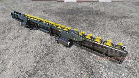 Capello Quasar HS 16R pour Farming Simulator 2015