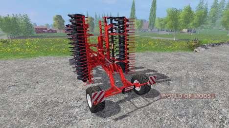 Maschio Presto 600 v1.1 pour Farming Simulator 2015