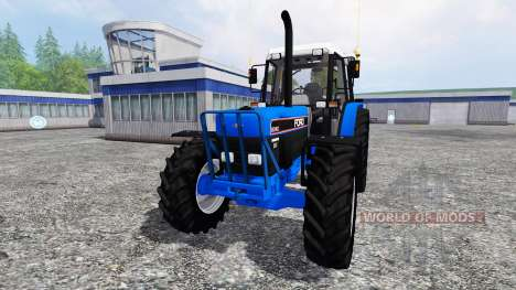 Ford 8340 v1.2 pour Farming Simulator 2015