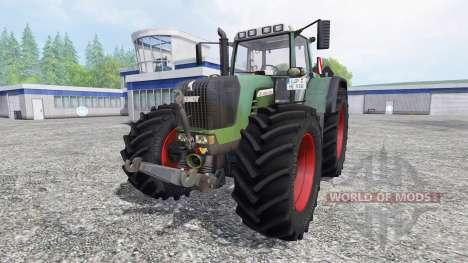 Fendt 930 Vario TMS v4.2 für Farming Simulator 2015