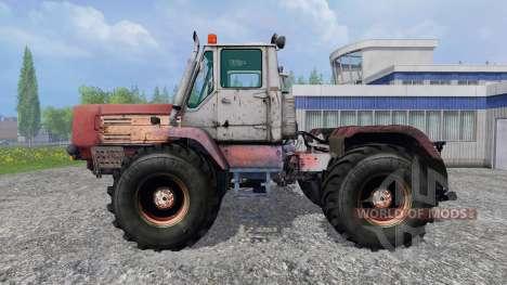 T-150 K [machine] pour Farming Simulator 2015