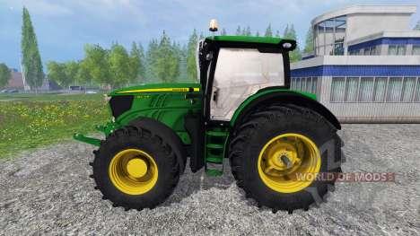 John Deere 6210R v1.0 für Farming Simulator 2015