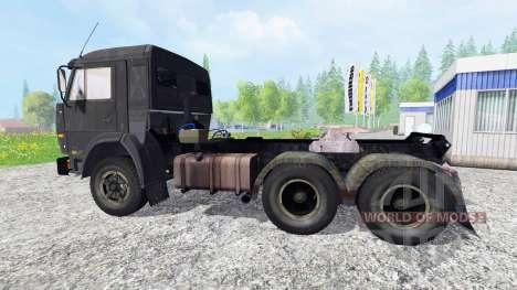 KamAZ-54115 v3.0 pour Farming Simulator 2015