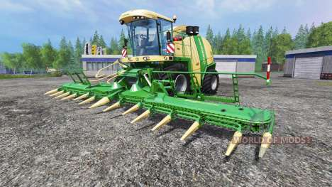 Krone Easy Collect 1053 v1.0 für Farming Simulator 2015