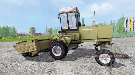 Fortschritt E 302 pour Farming Simulator 2015