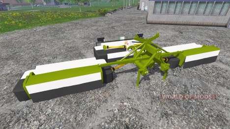 CLAAS Disco 9100 v2.0 für Farming Simulator 2015