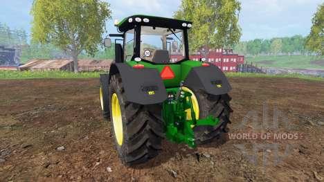 John Deere 7310R v3.5 für Farming Simulator 2015