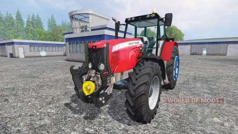Massey Ferguson 5475 pour Farming Simulator 2015